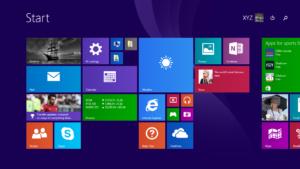 change login screen background- pc setting page